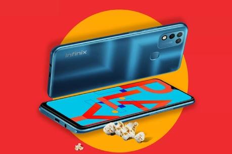 Infinix Hot 10 Play मे 6000mAh की बैटरी दी जाएगी.