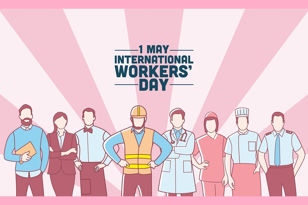 , International labour day, May day, 1 May, Labour day, History of labours, World History, May day in India, International Workers day, Workers