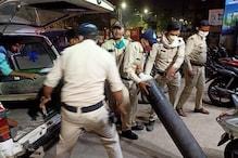 जबलपुर: पुलिसवालों ने देवदूत बनकर अस्पताल में पहुंचाई ऑक्सीजन की मदद