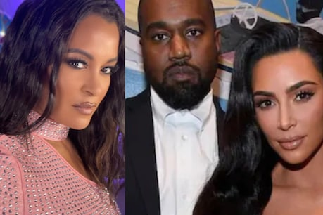 Kim Kardashian, Kanye West File Photo