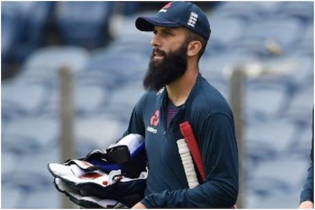 IPL 2021: मोईन अली ने राजस्थान रॉयल्स के खिलाफ 3 विकेट झटक लिए थे. (AFP)
