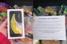 शख्स ने आर्डर किए एक किलो 'Apple', और डिलीवरी बॉक्स में मिला नया Apple iPhone