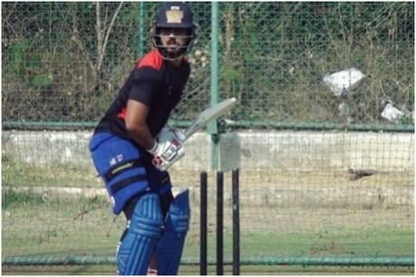 IPL 2021: नीतीश राणा ने हैदराबाद के खिलाफ 80 रन बनाए