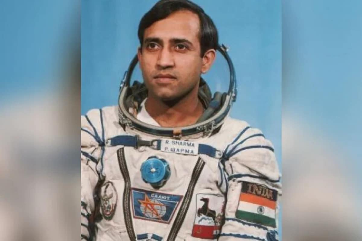 , Space, Rakesh Sharma, First Indian Astronaut, First Indian to go to Space, 3 April 1984, 3 April,