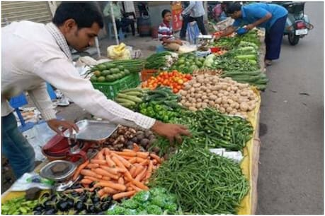 According to government data, the rise in retail inflation has been recorded in March.