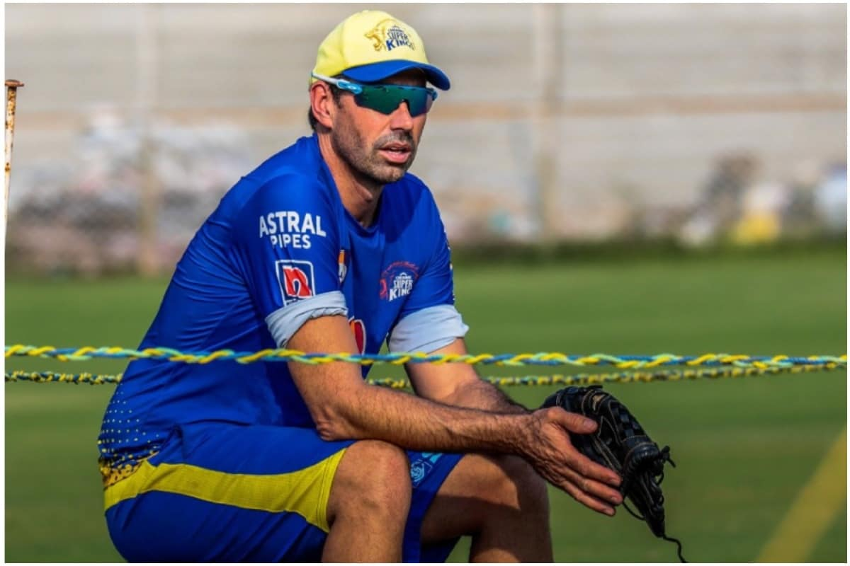 How Coach Stephen Fleming changed CSK's fortunes / IPL 2012 CSK Coach Stephen Fleming said that attitude is number one in his team's batting success.