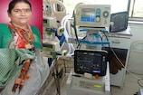 मृतक कोविड मरीज के जेवर गायब, परिवार बोला- भर्ती के वक्त पहनी थी सोने की बाली
