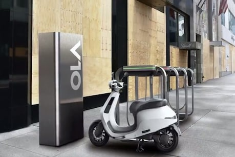 OLA will install the world's largest charging setup.