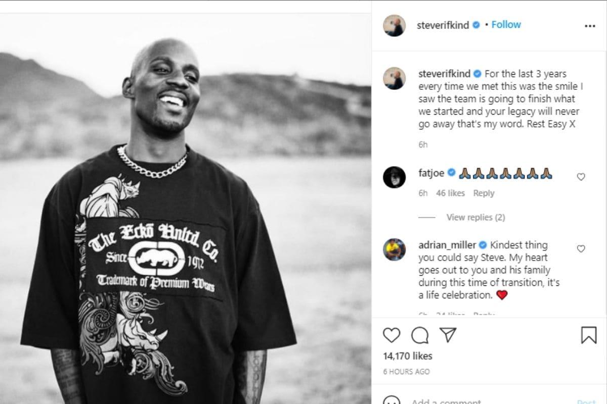 DMX, DMX dies, American rapper and actor DMX, DMX dies due to heart attack, Social Media, Viral News, Hollywood News, रैपर-एक्टर DMX, दिल का दौरा, अमेरिका के मशहूर रैपर-एक्टर DMX निधन