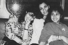 ट्विंकल खन्ना ने मां और बहन के साथ शेयर की थ्रोबैक फोटो, रिंकी की क्यूटनेस...