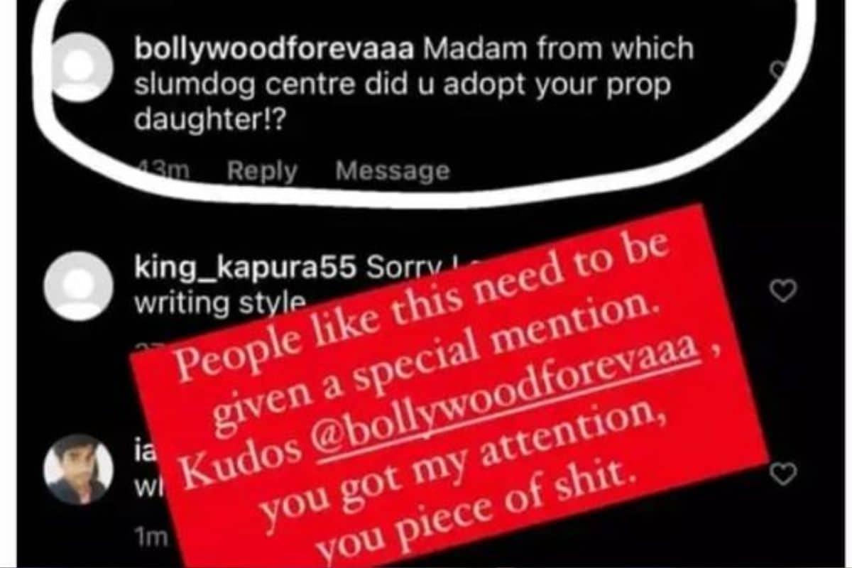 मंदिरा बेदी,  मंदिरा बेदी टोल्स पर भड़कीं, Mandira Bedi, Mandira Bedi reply Trolls, Social Media, Mandira Bedi daughter, Raj Kaushal, Mandira Bedi four year old girl, Mandira Bedi girl Tara