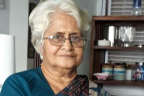 Sumitra Bhave was 78 years old.  Photo courtesy- @ sumitra.bhave / Instagram