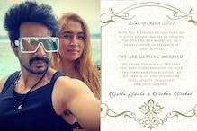 एक्टर Vishnu Vishal और स्टार बैडमिंटन खिलाड़ी Jwala Gutta की शादी की तारीख ओपन