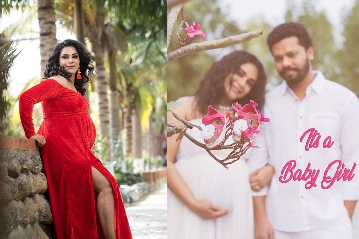 फेमस टीवी होस्ट (TV Host) से एक्ट्रेस बनीं हरि तेजा (Actress Hari Teja) 5 अप्रैल को एक बेटी की मां बन गईं, जिसकी जानकारी उन्होंने और पति दीपक राव (Deepak Rao) ने सोशल मीडिया (Social Media) पर शेयर की.