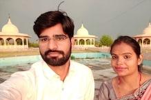 जयपुर: पहले पत्नी और 13 माह के बच्चे का गला काटा, फिर फांसी लगाकर दी जान