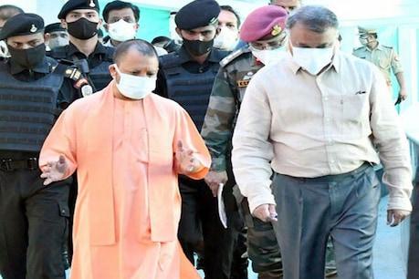 योगी सरकार ने प्रदेश भर के पुलिस लाइन में कोविड सहायता केंद्रों और आइसोलेशन वार्ड की सुविधा देने का निर्देश दिया है