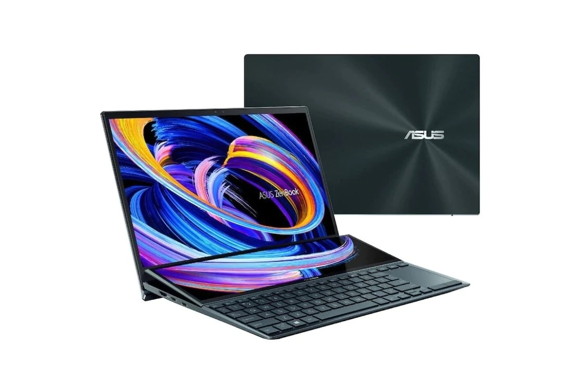 Asus launches two new laptops in India with dual display, know features and price