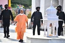 सीएम योगी का अचानक दिल्ली दौरा, आज अमित शाह और कल  PM मोदी से मुलाकात