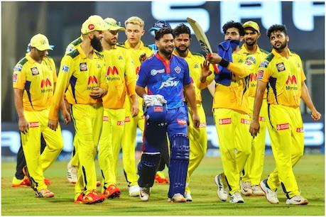 ऋषभ पंत ने बतौर कप्तान अपने आईपीएल करियर की जीत से शुरुआत की. उनकी कप्तानी में दिल्ली कैपिटल्स ने महेंद्र सिंह धोनी की अगुआई वाली चेन्नई सुपर किंग्स को सात विकेट से हराया. (Delhi capitals twitter)