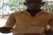 ये हैं अमरजीत यादव, 2 दिन में दूसरी बार पकड़े गए बिना मास्क, 10000 का चालान