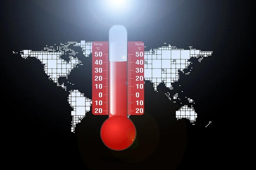 global warming heatwave