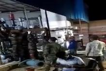 भारतीय सेना ने ऑक्सीजन कम्प्रेसर हैदराबाद से एयरलिफ्ट कर आगरा में किया इंस्टॉल
