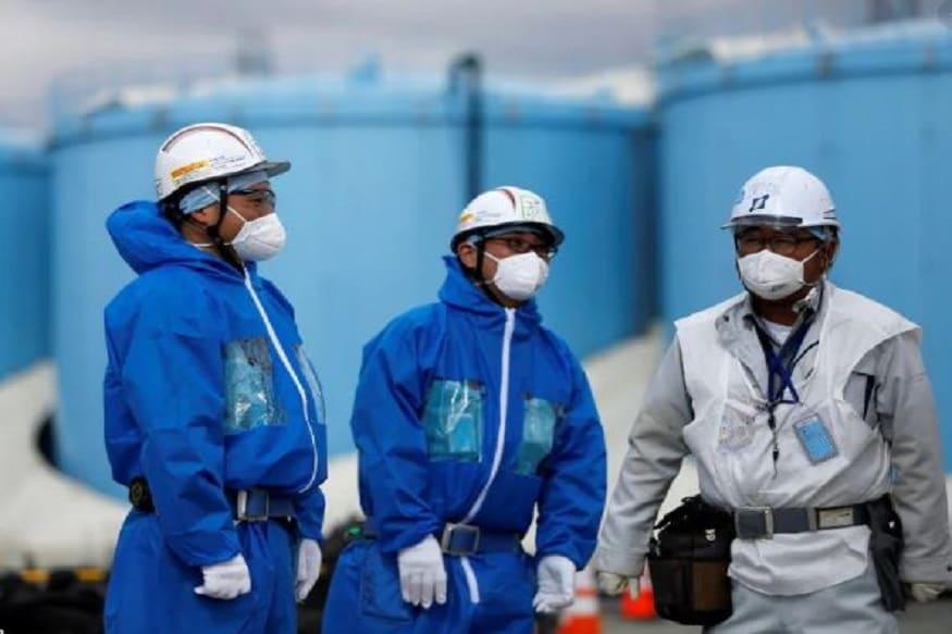 japan fukushima nuclear water