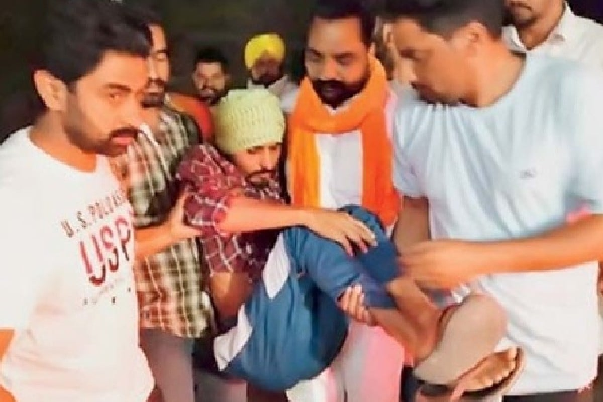 Red Fort Violence: Accusation of absconding lakha sidhana - Police beaten  up brother - Stuff Unknown