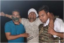 हाथरस में मुठभेड़, पुलिस फायरिंग में 'लंगड़ा' हुआ 1 लाख का इनामी बदमाश
