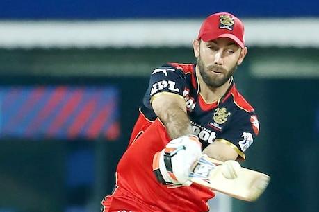 मैक्सवेल ने हैदराबाद के खिलाफ 59 रन की पारी खेली . (BCCI/IPL)