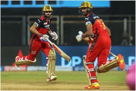 IPL 2021: आरसीबी ने लगातार तीसरे मैच में राजस्थान रॉयल्स को हराया. (PTI)