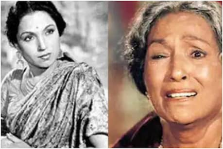 Lalita Pawar became famous from house to house by playing the role of Manthara in 'Ramayana' (File photo)