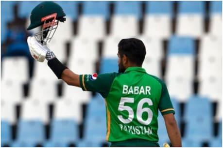 बाबर ने इसके पहले 97 रन का सबसे बड़ा स्कोर बनाया था. (फोटो-AP)