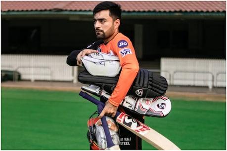 IPL 2021: राशिद खान पिछले आईपीएल सीज़न में सबसे तेज गेंदबाज थे।  (फोटो SRH ट्विटर)
