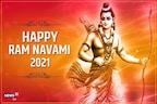 Happy Ram Navami 2021 Whatsapp Status, Images: रामनवमी पर Whatsapp ग्रुप में भेजें ये मैसेज, स्टेटस