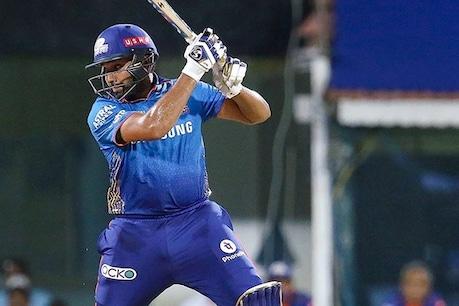 IPL 2021: मुंबई इंडियंस तालिका में चौथे स्थान पर है।  (पीटीआई)