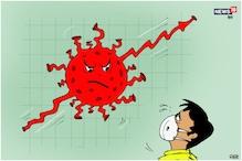 लॉकडाउन के बाद छत्तीसगढ़ कोरोना संक्रमण की दर में गिरावट, 22 फीसदी तक की कमी