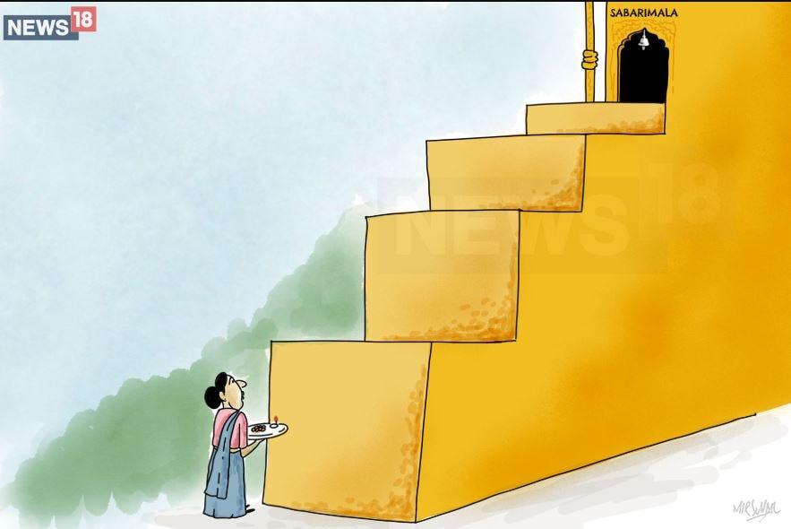 sabarimala temple issue, sabarimala case, sabarimala controversy, kerala election news, सबरीमाला मंदिर, सबरीमाला विवाद क्या है, सबरीमाला केस, केरल विधानसभा चुनाव न्यूज़