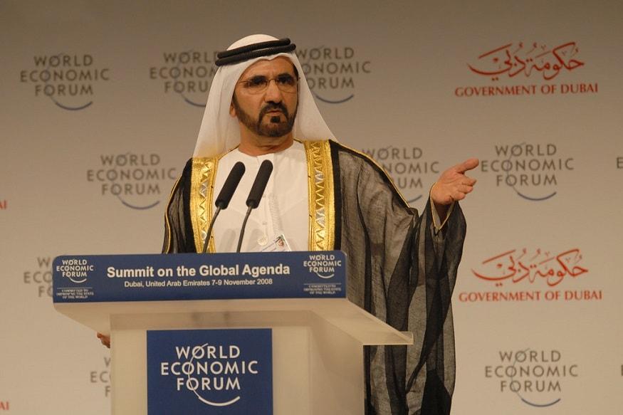 Prime Minister of the UAE Sheikh Sheikh Mohammed