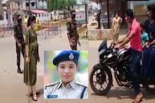 छत्तीसगढ़: दंतेवाड़ा की गर्भवती DSP मुस्तैदी से कर रहीं ड्यूटी, CM ने की तारीफ