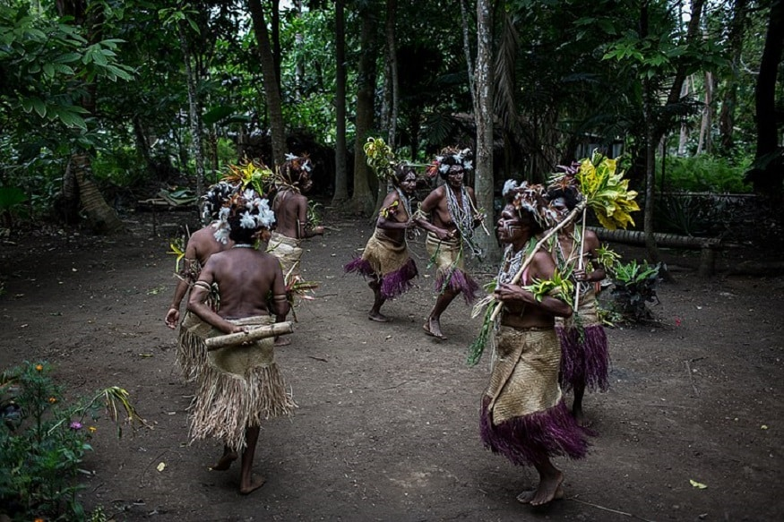 Vanuatu tribe mourns over death of prince
