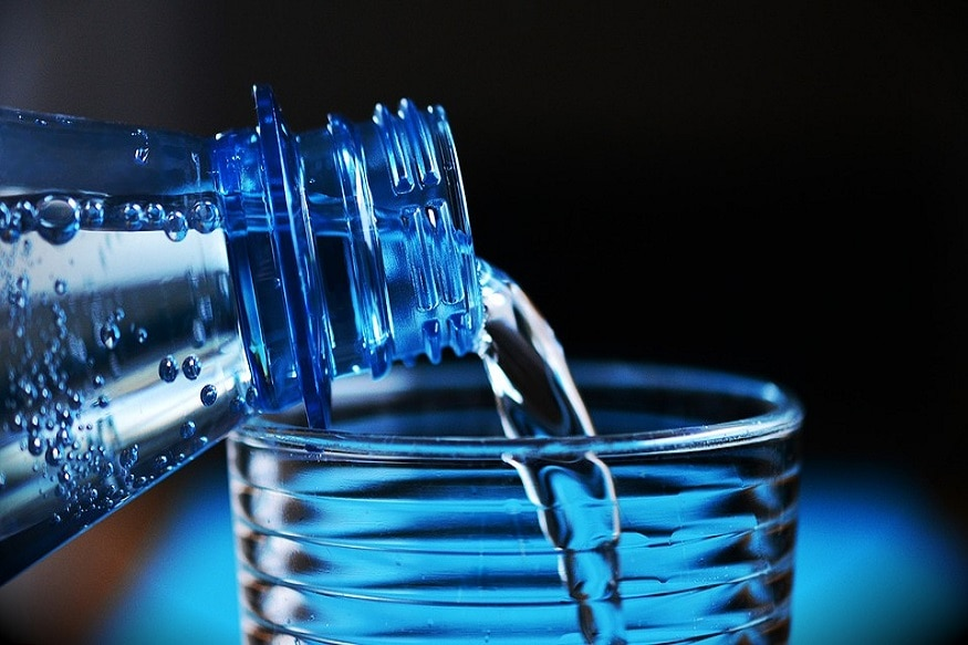 bottled water amid water crisis in world