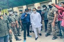 शहाबुद्दीन की मौत के 11 दिन बाद परिवार से मिलने सीवान जा रहे तेजप्रताप यादव