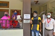 कोरोना वैक्सीनेशन: जानिये सोशल मीडिया में क्यों छाया हुआ है शर्मा परिवार