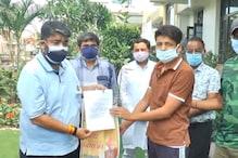 अंबाला शहर BJP विधायक घर-घर पौधे बांटकर समझा रहे हैं ऑक्सीजन का महत्व