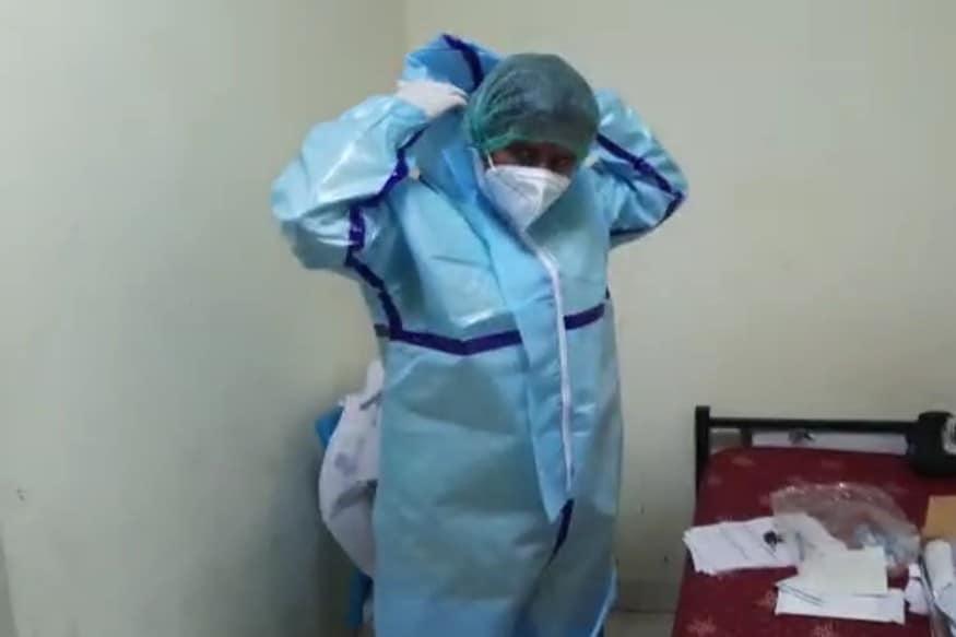 दरभंगा के कोरोना वॉरियर : ईद के दिन भी अकील अहमद करते रहे RTPCR टेस्ट