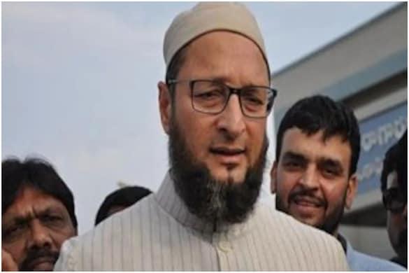 ऑल इंडिया मजलिस ए इत्तेहादुल मुस्लिमीन (एआईएमआईएम) के प्रमुख असदुद्दीन ओवैसी (फ़ाइल फोटो)