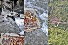 Accident in Himachal: चंबा में 500 मीटर नीचे खड्ड में गिरा वाहन, 3 लोग बहे