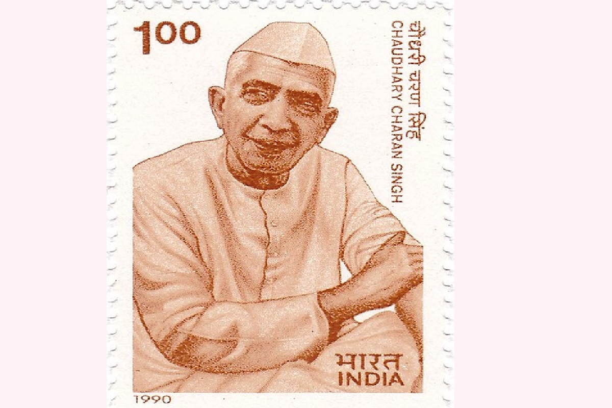 India, Chaudhary Charan Singh, Death Anniversary, 29 May, Former Prime Minister of India, Charan Singh Death Anniversary, Indian Politics,