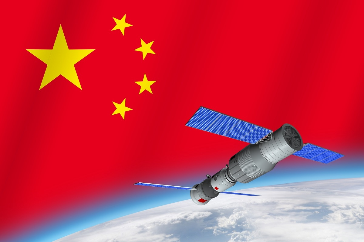space, China, Earth, NASA, Long march 5B, Tianhe Module,  Chinese Space station, International Space Station,